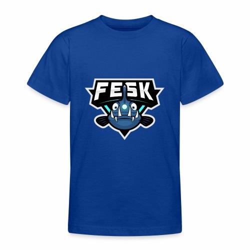 Fesk - T-skjorte for tenåringer