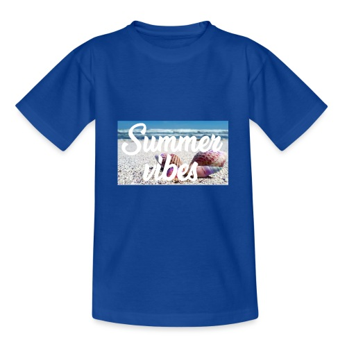 Summervibes - Teenager T-Shirt