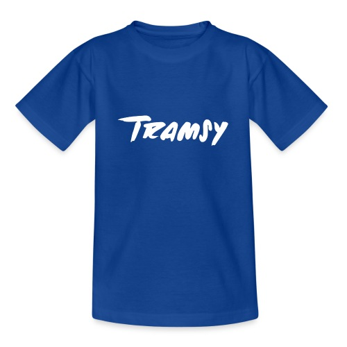 Tramsy - web development - T-shirt tonåring