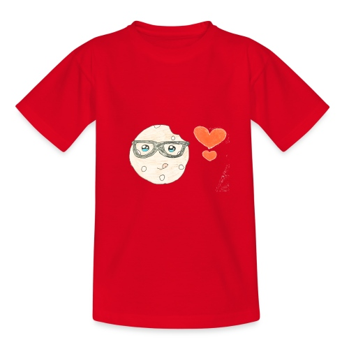 Kids for Kids: Keks mit Herz - Teenager T-Shirt