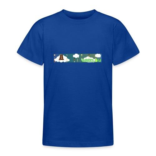 Naissance de GRIZLOU - T-shirt Ado