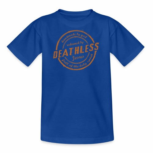 Deathless Stempel - Teenager T-Shirt