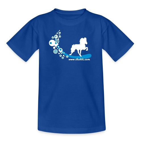bubbletoelter - Teenager T-Shirt