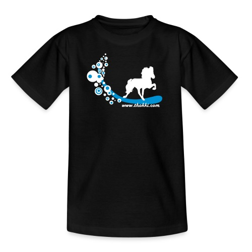 bubbletoelter - Teenager T-Shirt