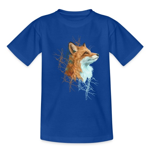 Happy the Fox - Teenager T-Shirt