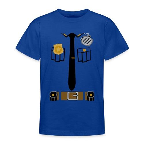 Police Patrol - Teenage T-Shirt