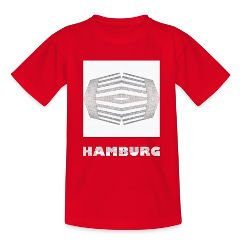 Hamburg #2 - Teenager T-Shirt