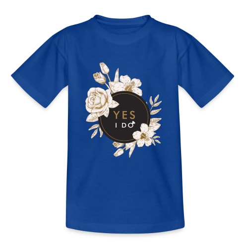 YES I DO #2 - T-shirt Ado