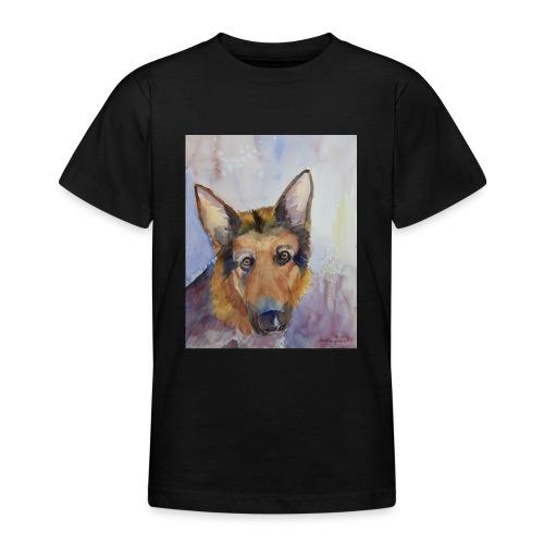 german shepherd wc - Teenager-T-shirt