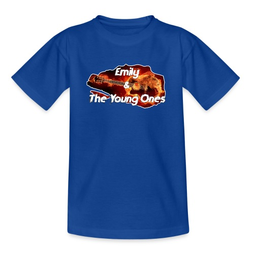 Emily & the Young Ones logo - Teenager T-shirt