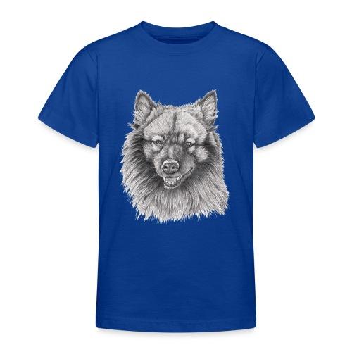 Keeshond - grossspitz - Teenager-T-shirt