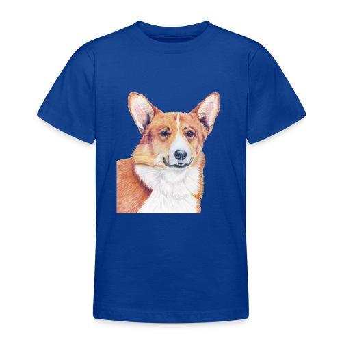 welsh corgi pembroke - Teenager-T-shirt