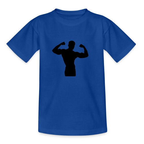 Musculation - T-shirt Ado