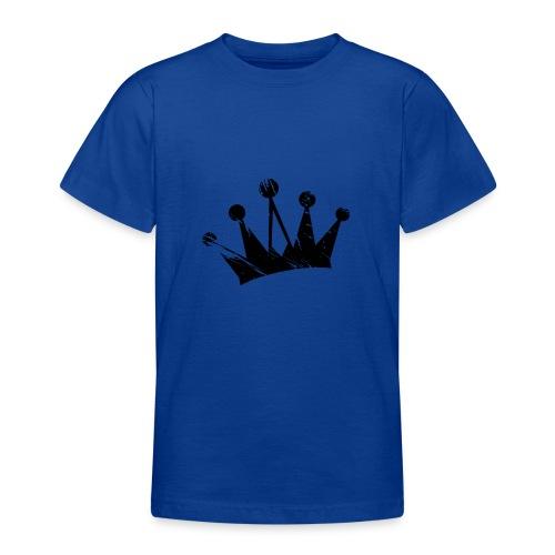 Faded crown - Teenage T-Shirt