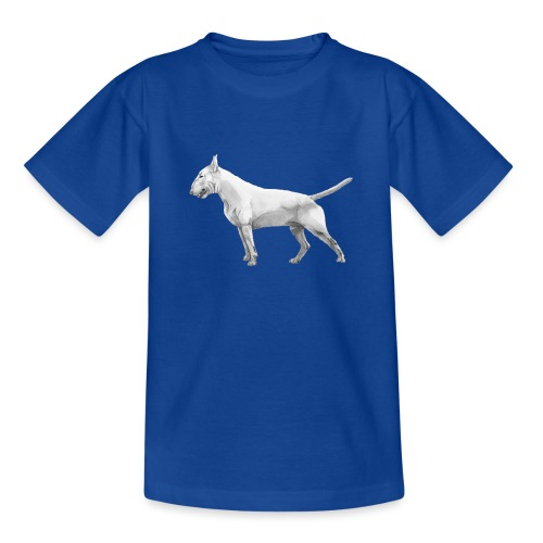 Bullterrier - Teenager-T-shirt