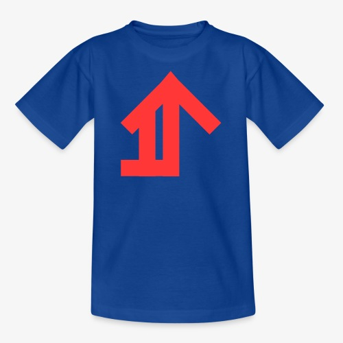 Red Classic Design - Teenage T-Shirt