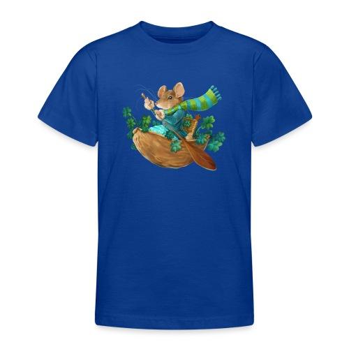 Glücksmaus - Teenager T-Shirt