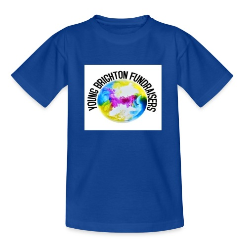 Young Brighton Fundraisers - Teenage T-Shirt