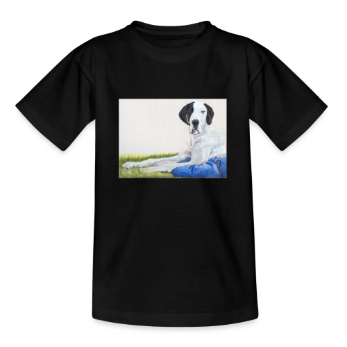 Grand danios harlequin - Teenager-T-shirt