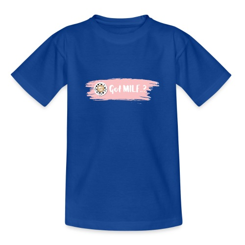 Got MILF Milfcafe Shirt Mama Muttertag - Teenager T-Shirt