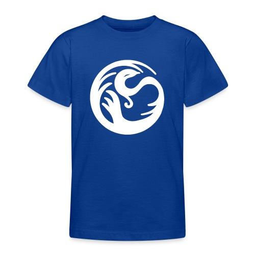 Fabelwesen weiss - Teenager T-Shirt