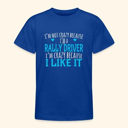 RALLY - Maglietta per ragazzi