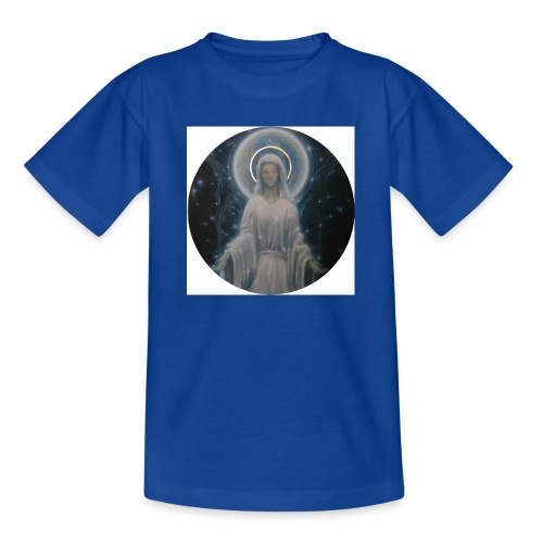 圣母玛利亚 Notre Dame by Jean Libon - T-shirt Ado