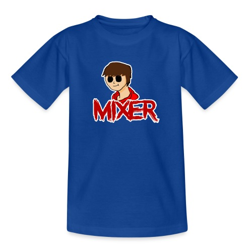 Logo & Name - Teenage T-Shirt