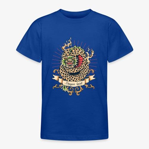 Drachengeist - Teenager T-Shirt