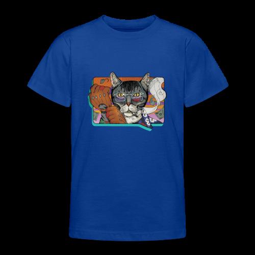 Crime Cat - Koszulka młodzieżowa