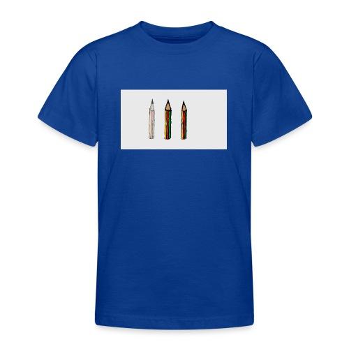 pencil - Maglietta per ragazzi
