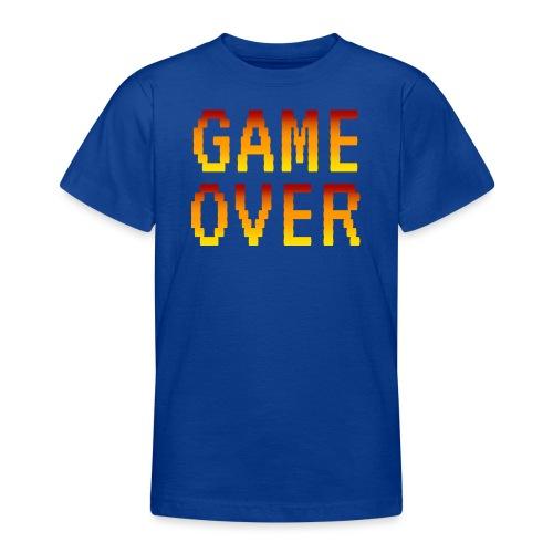 Game Over - Maglietta per ragazzi