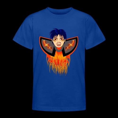 vampire en flamme - T-shirt Ado