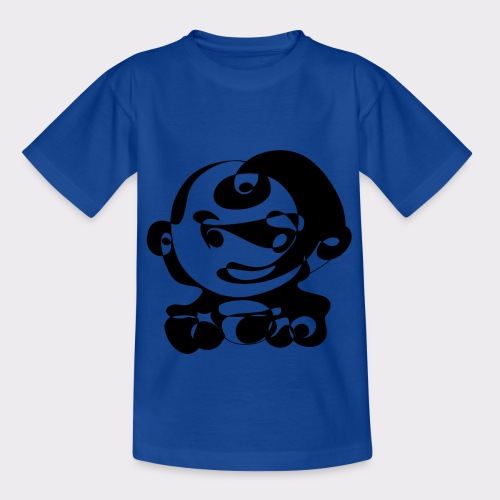 Suesses Baby Lineart Style - Teenager T-Shirt