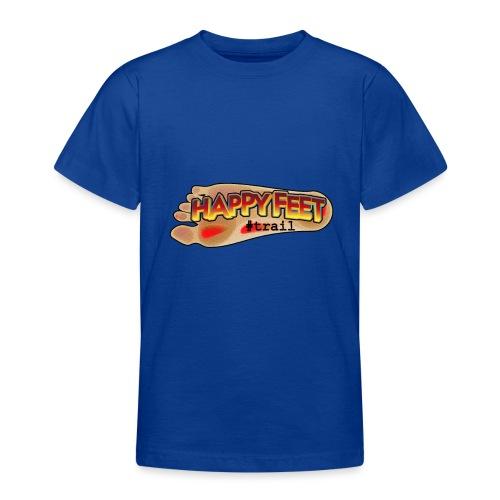 Happy Feet, spécial trail - T-shirt Ado