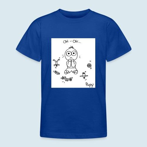 Pupy: oh-oh... - boy - Maglietta per ragazzi