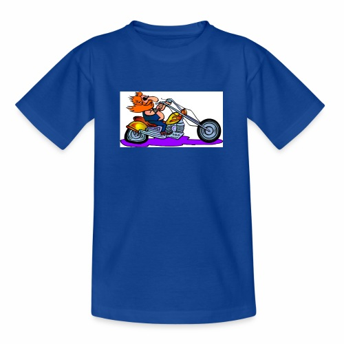 Bike 1 - Teenage T-Shirt