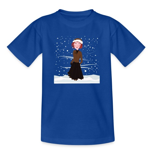 Winter time - T-shirt Ado