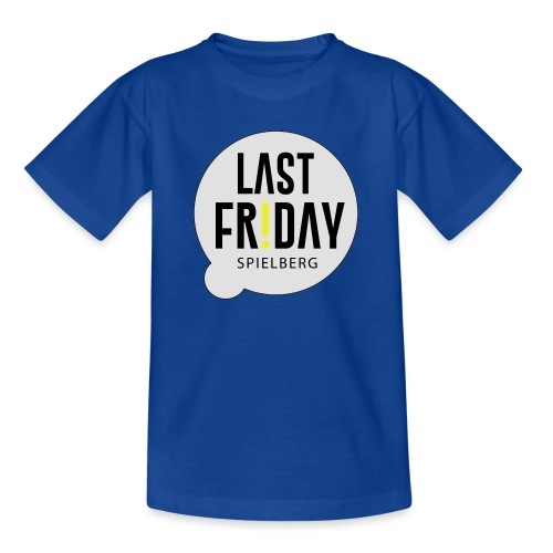 Last Friday Spielberg - Teenager T-Shirt
