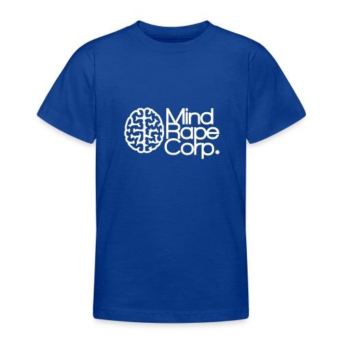 MindRape Corp Snapback Hat Black-Gray - Teenage T-Shirt