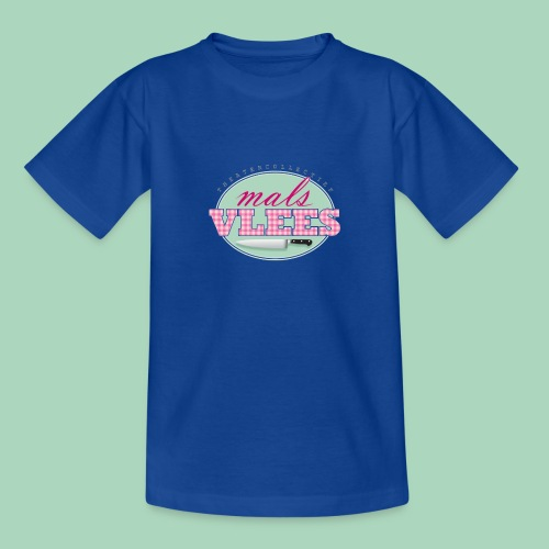 Theatercollectief Mals Vlees logo - Teenager T-shirt