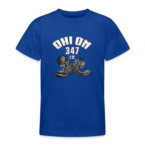OHI ON 347 - SUOMEN ARMEIJA - Lahjatuotteet 01-02 - Nuorten t-paita