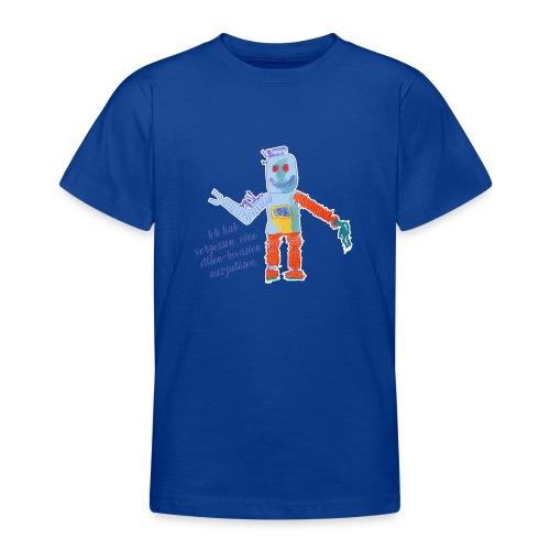 Alien Invasion - Teenager T-Shirt