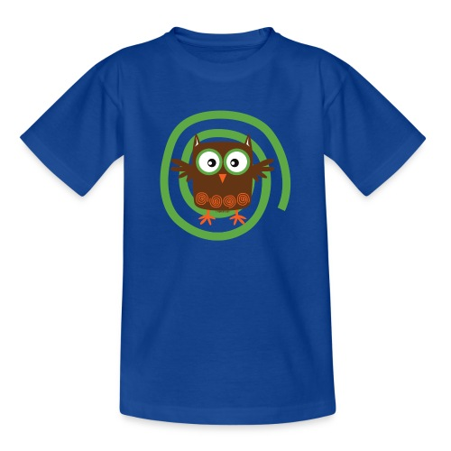 ORGANIC OWL - TEXTILE AND GIFT PRODUCTS FP10-53 - Nuorten t-paita