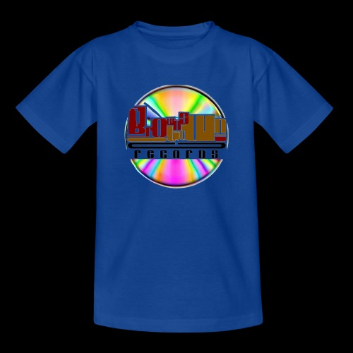 BROWNSTOWN RECORDS - Teenage T-Shirt
