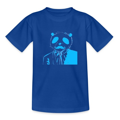 BluePanda Logo - Teenage T-Shirt