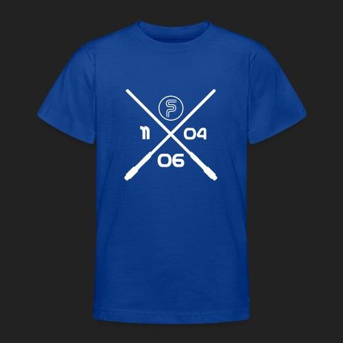 Gründungsdatum SP - Teenager T-Shirt