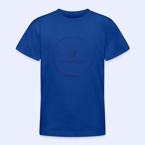Stargazing UK - Teenage T-Shirt