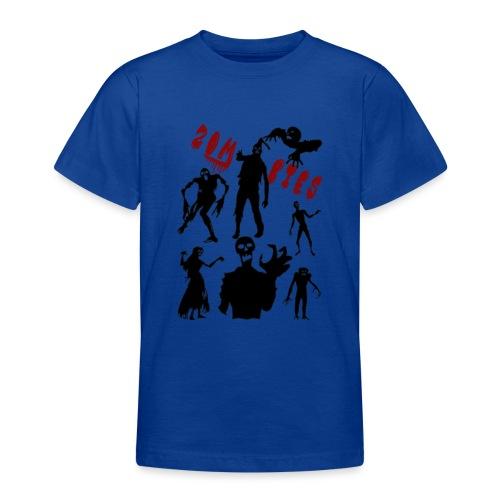 Zombies - Nuorten t-paita
