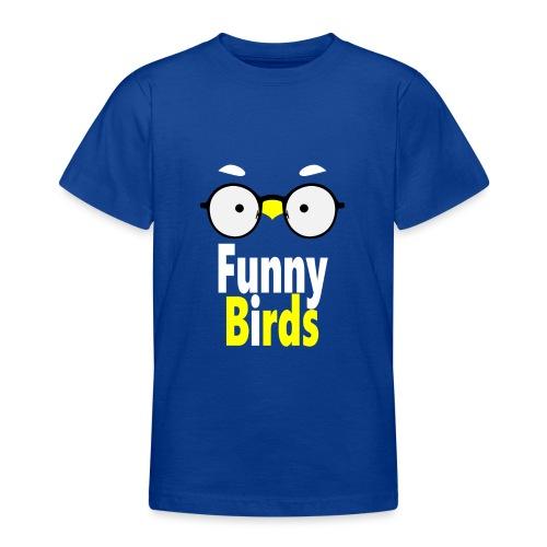 Funny Birds - Nuorten t-paita